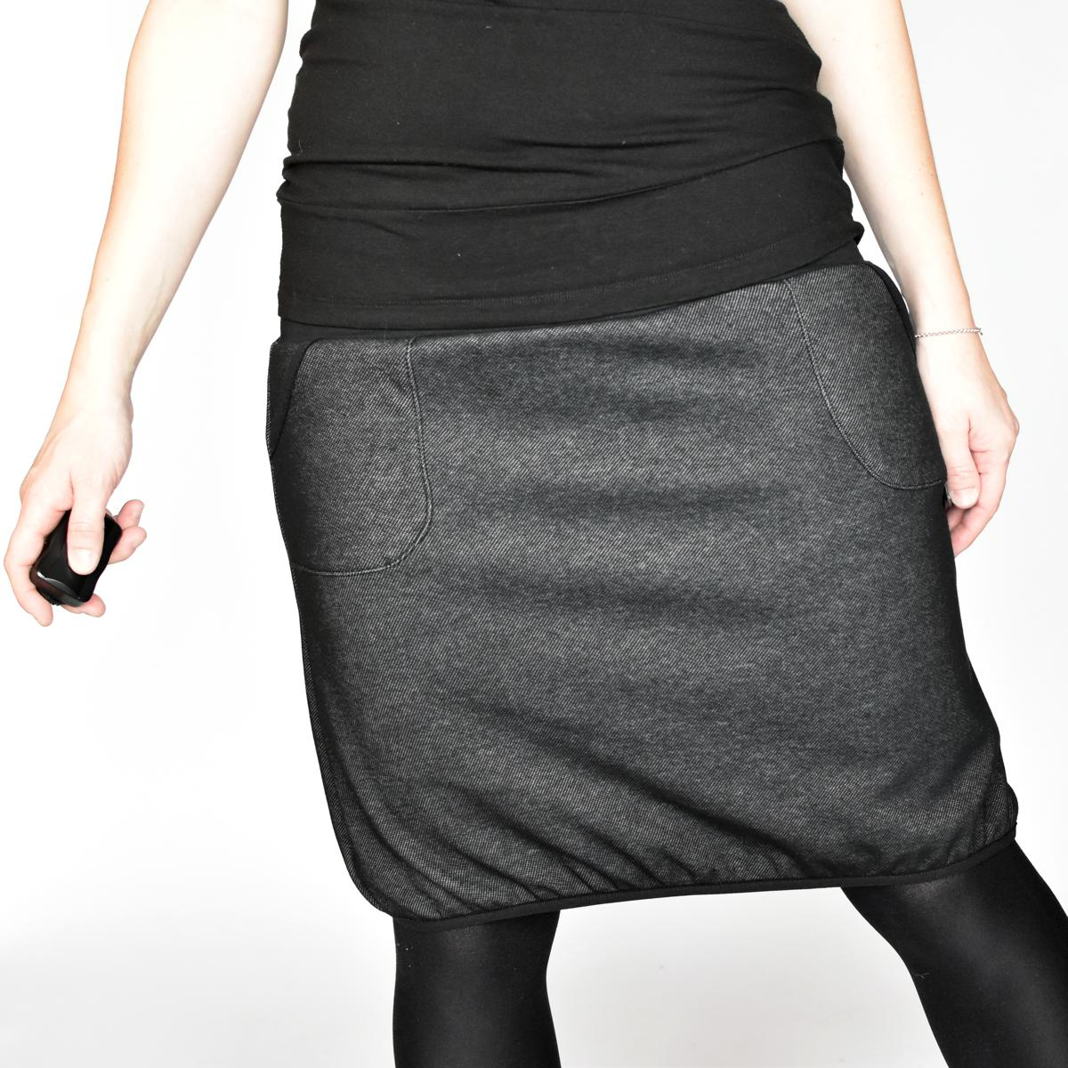 Opravdu teplá sukně