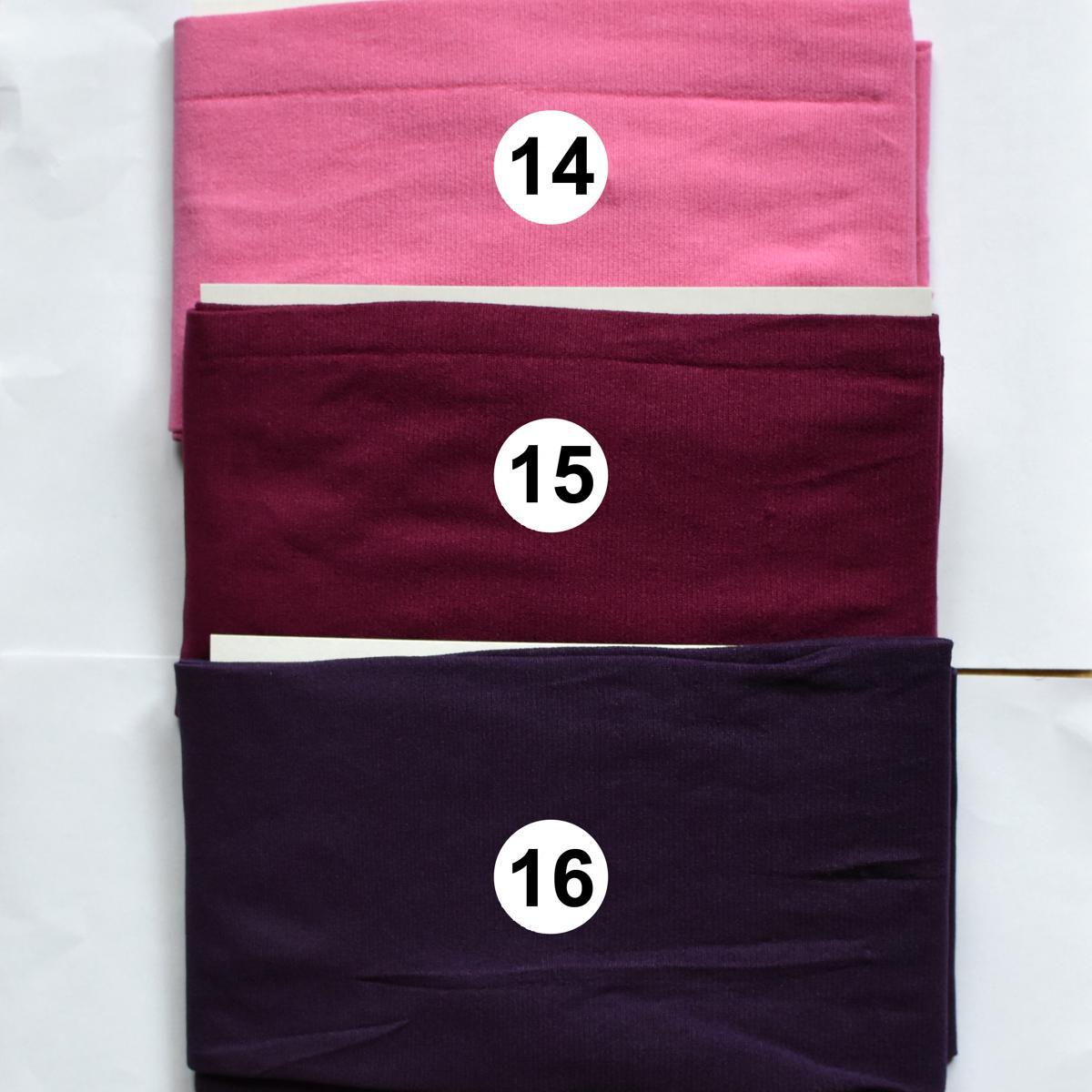 Růžové nožky - č. 14